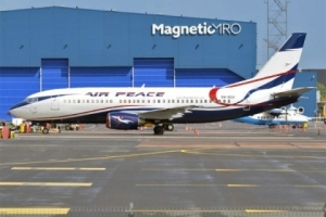 Air Peace Takes Delivery Of A Third B777 Aircraft